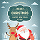 Free Download Christmas & New Year Flyer Nulled