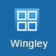Wingley - Responsive Dashboard Admin Template - ThemeForest Item for Sale
