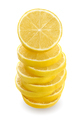 Lemon stack - PhotoDune Item for Sale