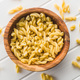 Uncooked gemelli pasta. - PhotoDune Item for Sale