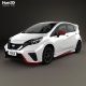 Nissan Note e-Power Nismo 2016 - 3DOcean Item for Sale