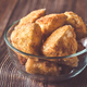Brie fritters in glass bowl - PhotoDune Item for Sale