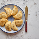 Free Download Hot and tasty deep fried polish dumplings with meat filling Nulled