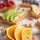Free Download Assortment of healthy fresh breakfast toasts Nulled