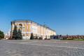 moscow cityscape of armoury chamber , building was built in 1851,  russia - PhotoDune Item for Sale