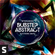 Dubstep Abstract CD Album Artwork - GraphicRiver Item for Sale