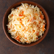 Sauerkraut. Chopped cabbage pickled in brine - PhotoDune Item for Sale