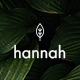 Hannah - A Modern WordPress Blog Theme