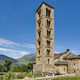 Spanish romanesque. Sant Climent de Taull church. Vall de Boi. Spain - PhotoDune Item for Sale