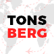 Free Download Tonsberg - A Modern WordPress Theme for Travel Bloggers Nulled