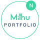 Free Download Mithu | Creative Portfolio PSD Template Nulled