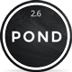 Pond - Creative Portfolio / Agency WordPress Theme - ThemeForest Item for Sale