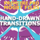 Hand Drawn Transitions Pack - VideoHive Item for Sale