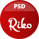 Free Download Riko- Retail & Resturant Point of Sale Landing Page PSD Template Nulled
