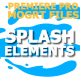 Free Download Splash Animated Elements Nulled