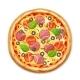 Fresh Pizza - GraphicRiver Item for Sale