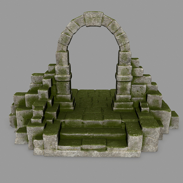 gate 7 - 3DOcean Item for Sale