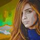 Rainbow Gradient Portrait Effect - GraphicRiver Item for Sale