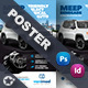 Car Sales Poster Templates - GraphicRiver Item for Sale