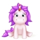 Free Download Unicorn Toy Cartoon Character Design Nulled