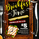 Breakfast Flyer - GraphicRiver Item for Sale