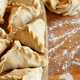 Preparation of dumplings manti - PhotoDune Item for Sale