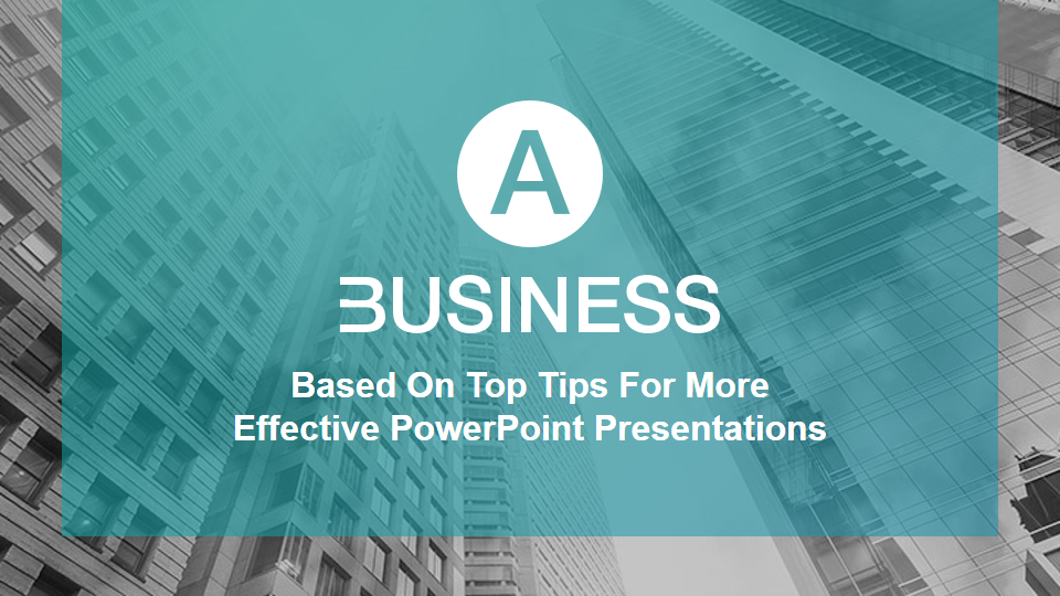 a business multipurpose powerpoint presentation template by