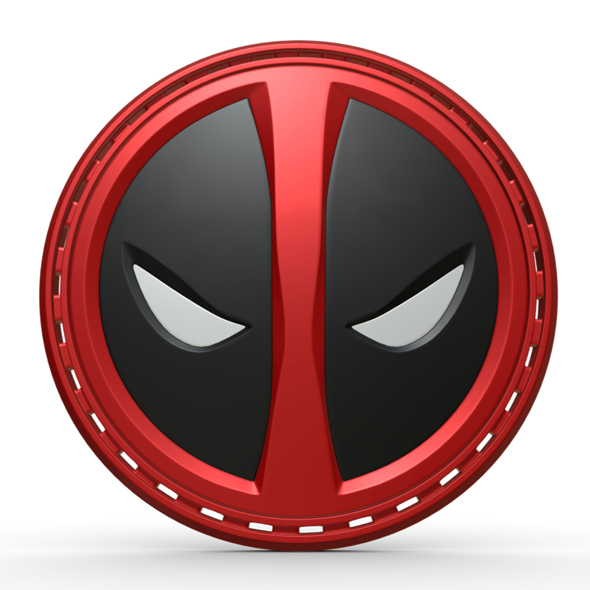 Deadpool stripe - 3DOcean Item for Sale
