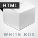 WhiteBox Premium App Website Template - ThemeForest Item for Sale
