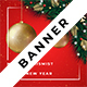 Christmas Facebook & Instagram Banner - GraphicRiver Item for Sale