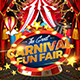 Carnival Fun Fair Flyer - GraphicRiver Item for Sale