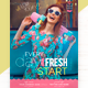 Every Day Is A Fresh Start Flyer Template - GraphicRiver Item for Sale