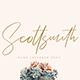 Scottsmith - Ligatures Font - GraphicRiver Item for Sale