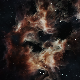 Nebula Space Environment HDRI Map 022 - 3DOcean Item for Sale