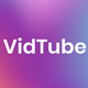 Free Download VidTube - Video Blog & Personal Vlog PSD Template Nulled