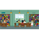 Children in the Library - GraphicRiver Item for Sale
