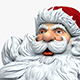 Free Download New cool Santa Claus for beautiful 3d print 01 Nulled