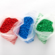 Bags of colorful plastic granules - PhotoDune Item for Sale
