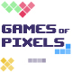 Games Of Pixels Slideshow - VideoHive Item for Sale