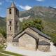 Spanish romanesque art. Sant Joan de Boi church. Catalonia. Horizontal - PhotoDune Item for Sale