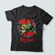 Fear Skull T-shirt Design - GraphicRiver Item for Sale