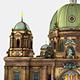 Free Download Berlin Cathedral , German Berliner Dom 3d model Nulled