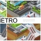 Isometric City Subway Composition - GraphicRiver Item for Sale