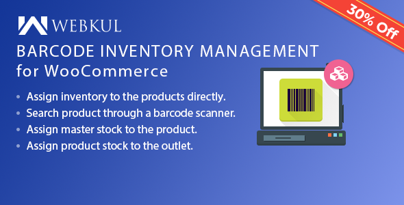 Point of Sale Barcode Inventory Plugin for WooCommerce - CodeCanyon Item for Sale