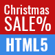 CHRISTMAS SALE - Banner Ad Templates – HTML5 Animated GWD - CodeCanyon Item for Sale