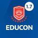 Educon - Education WordPress Theme - ThemeForest Item for Sale