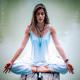 Mindfulness and Meditation. Yoga Woman Detail. Lotus position - PhotoDune Item for Sale
