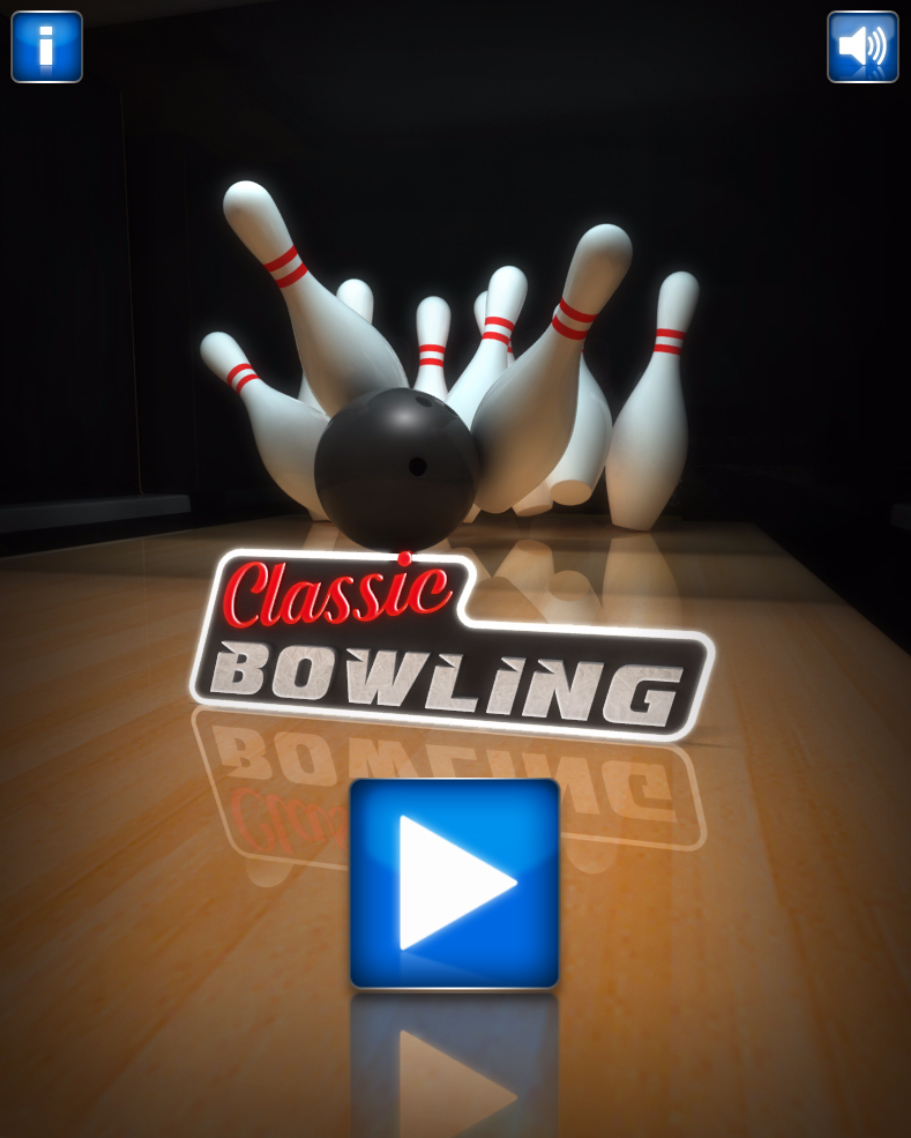 Classic Bowling - HTML5 Sport Game