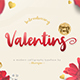 Valentins Script - GraphicRiver Item for Sale