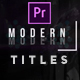 Free Download Modern Titles Nulled
